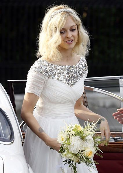 Fearne Cotton In Jenny Packman