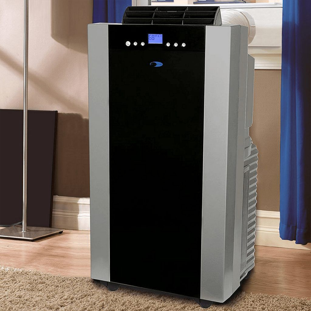 Cool Your Garage With A Portable Air Conditioner Ventless Air