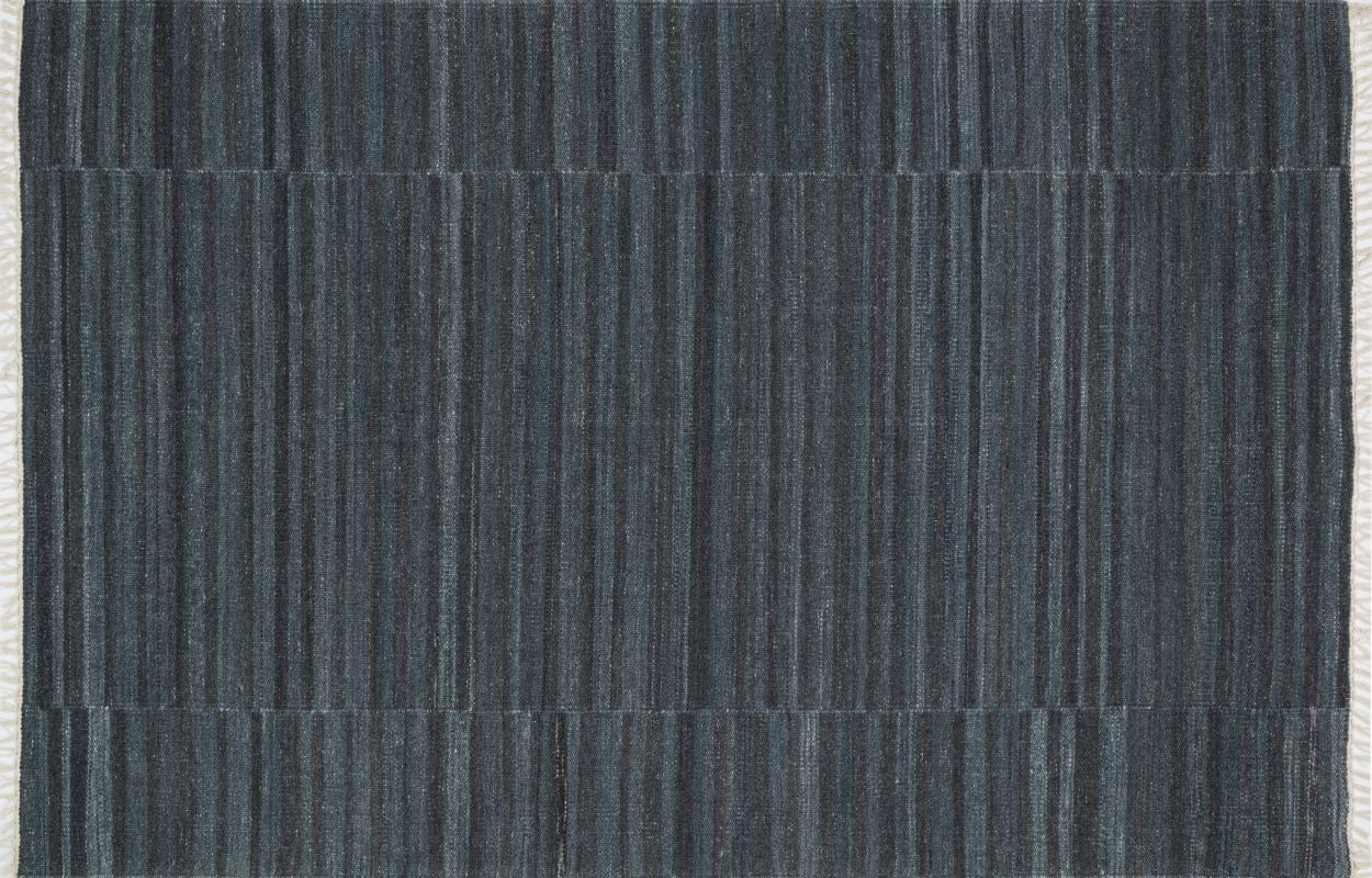 Loloi Rugs Anziao 01 7999 Lq Anzio 8 X 10 Rectangle Wool Flat Weave Transition Charcoal Rugs Area Rugs Charcoal Rug Transitional Area Rugs Loloi Rugs