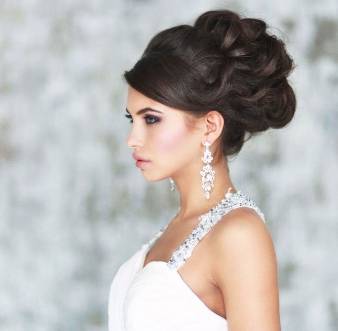 Black Tie Event Hair Wedding Hair Inspiration Bridal Hair