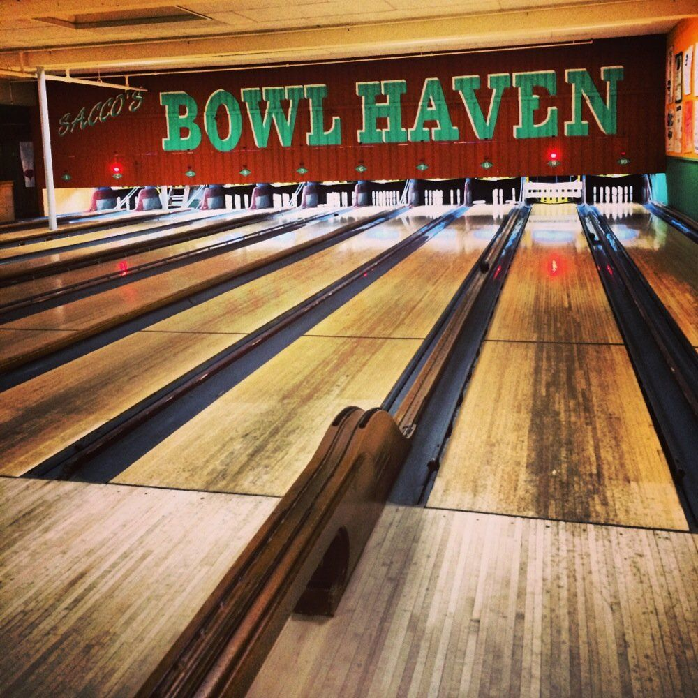 Sacco's Bowl Haven, Somerville, MA