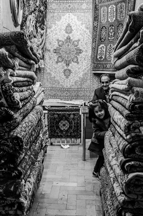 Documenting #Tehran's street life - in pictures #Iran was one of the many stops on French photographer Boris Le Montagner's road trip from #France to #India, which he started last year. He made it to Iran after six months, entering the country by way of #Armenia, in the northwest. He took a month to make his way to the capital where he captures these scenes of its street life The Guardian www.realiran.org