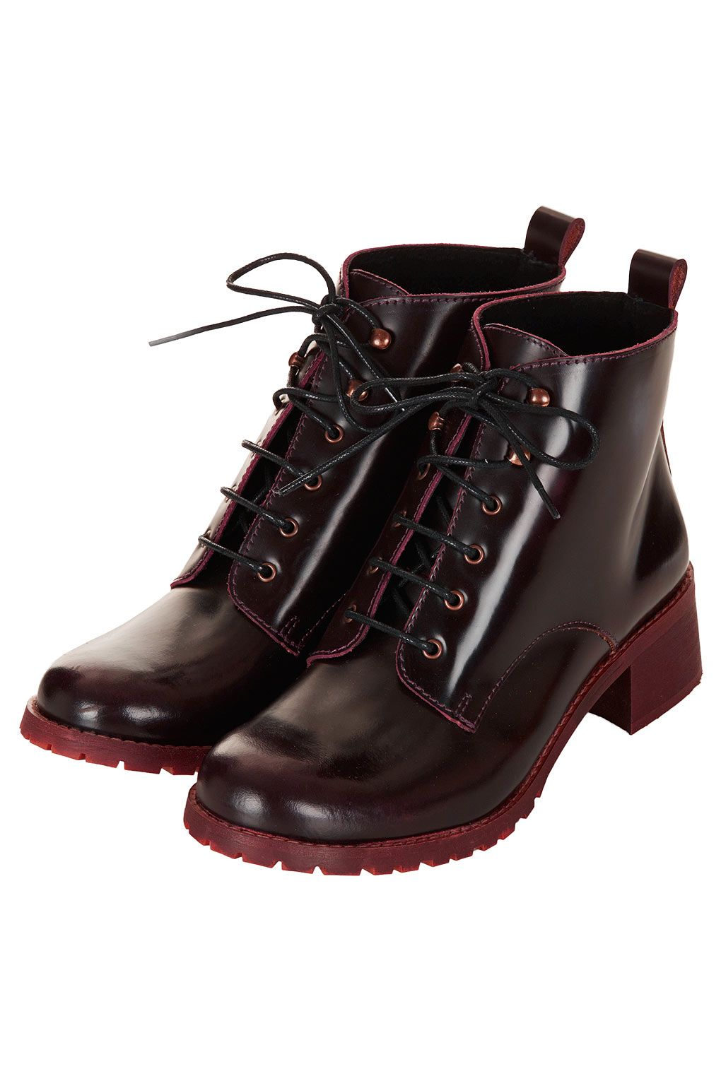 743e42bf3ce Topshop | FASHUN | Topshop boots, Boots, Lace up ankle boots