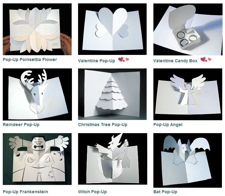 Pin By Li Hsu Robert On 3d Name Card Pop Up Cards Pop Up Art Gift Box Template