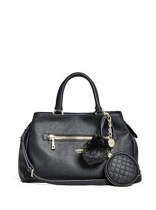1a6f9ade02d5 Tenley Girlfriend Satchel   shop.GUESS.com   GUESS   Accessorize ...