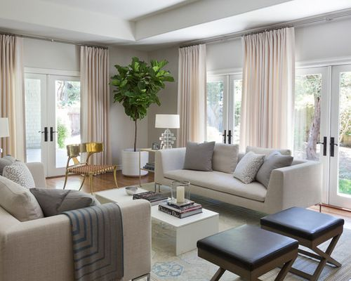 Tropical Living Room Design Ideas, Pictures, Remodel & Decor