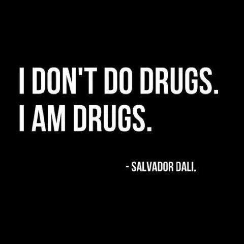 Lol... love Dali