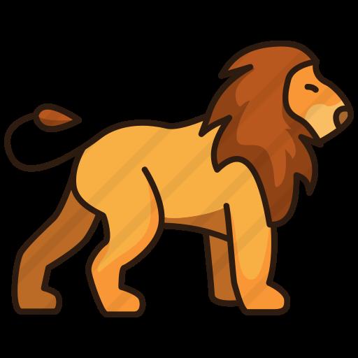 Lion Dream League Soccer Kits 2020 Animal Fashion Animal Stencil Lion Illustration