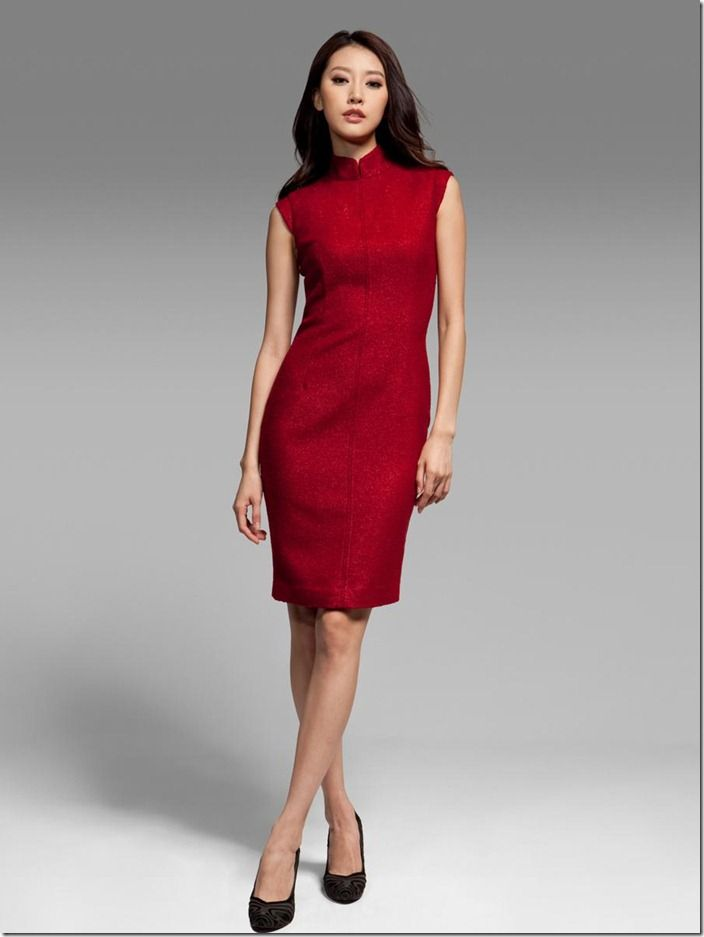 7d5a483cee0 Reasons Why Chinese Cheongsam Is More Popular Than Before | Patterns ...