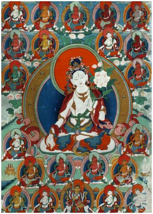 White Tara Mantra (Cintachakra) Lyrics, Meaning