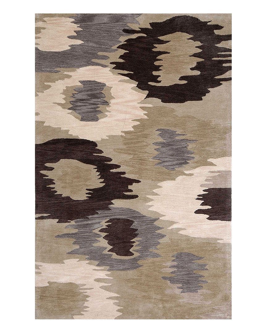 like the rug, love the name 'Puddle Jumper' Hand-Tufted Rug