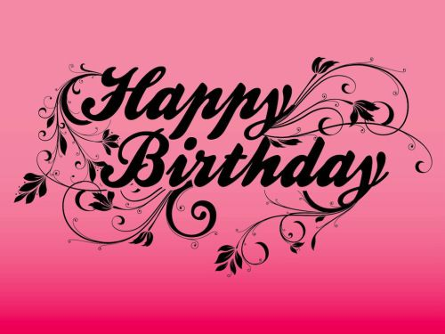 download best free happy birthday text art images pictures