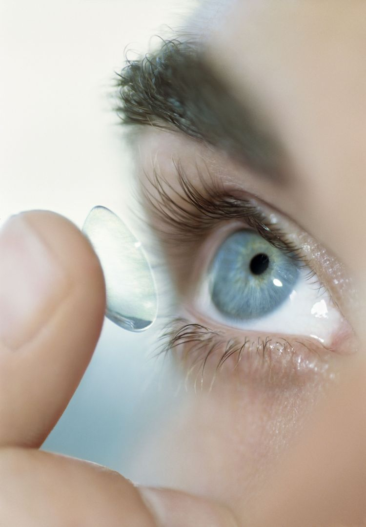 How Contact Lenses Have Developed Over Time Contact