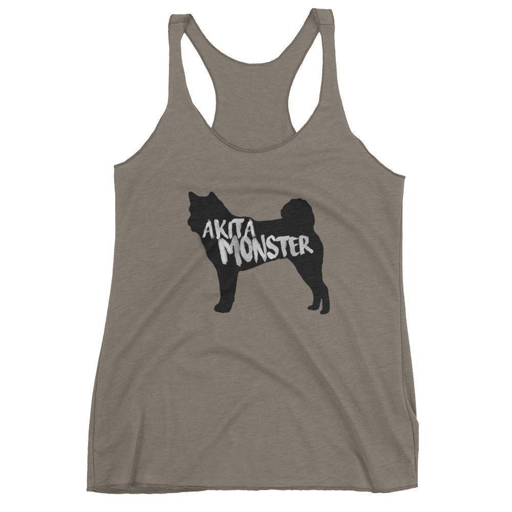 Akita Monster - Women's tank top