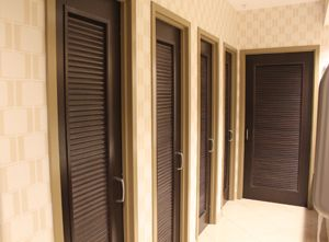 Exciting Wooden Louvered Doors Images - Plan 3D house - goles.us ...