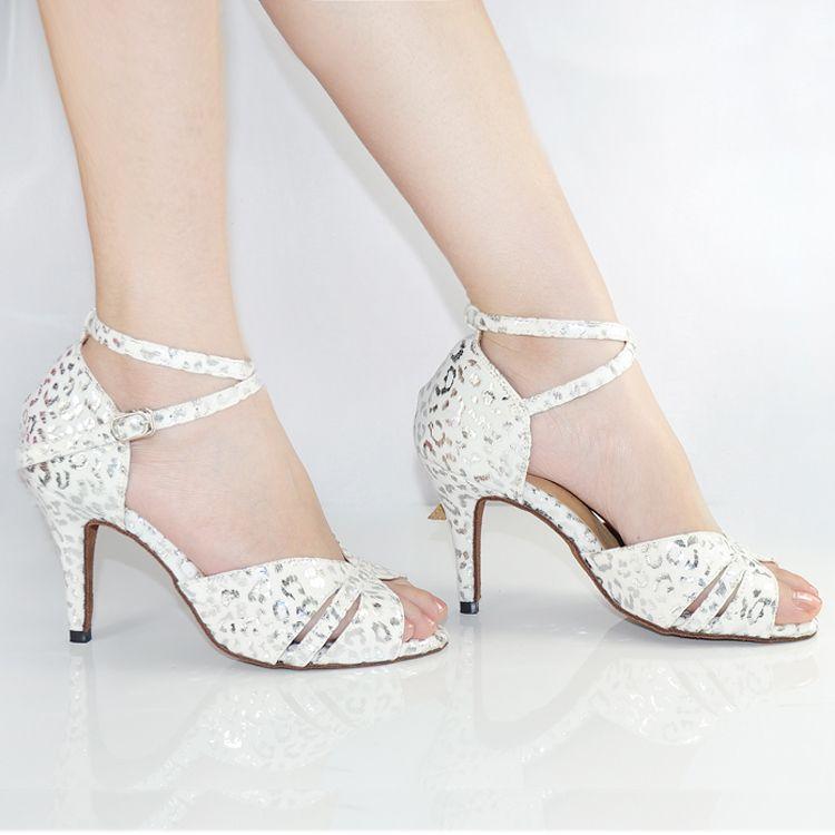 White Ballroom Shoes Google Search