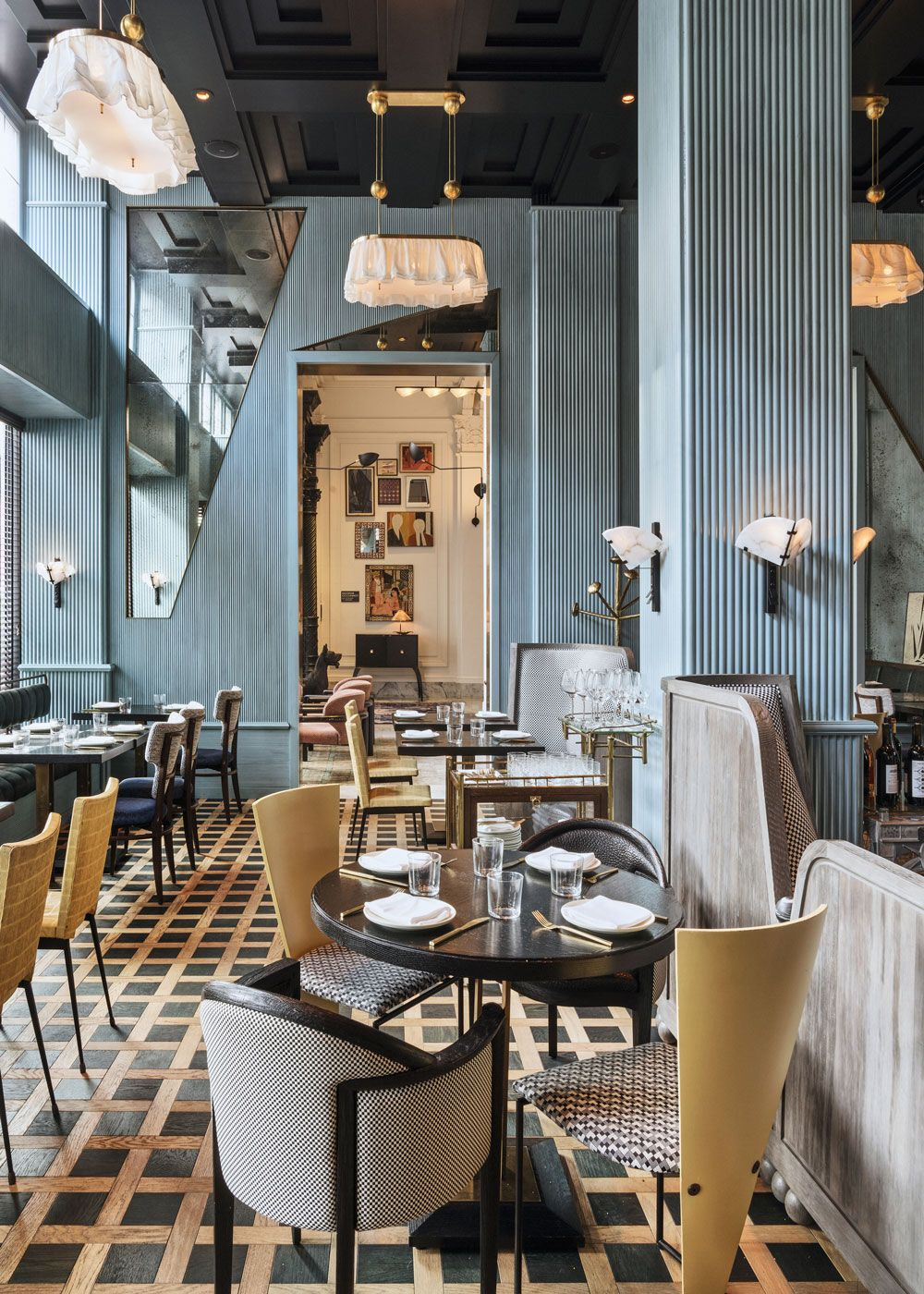 Pin by Rubia Tang on Inspiration i!i in 2019 | Restaurant ...