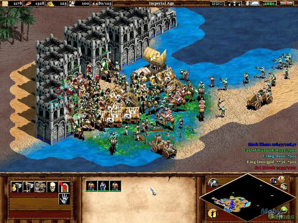 Age Of Empires Ii Taste Age Of Empires Age Of King Real Time