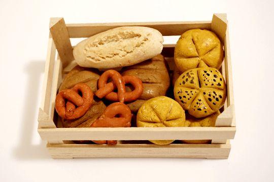 Kaufladensachen selbermachen: Brot