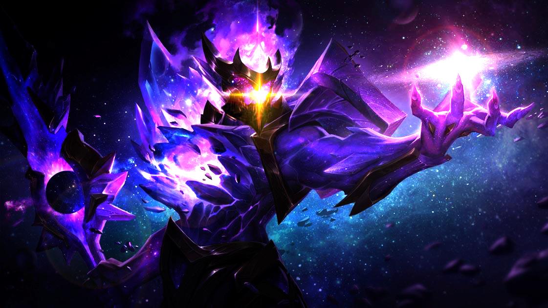 Jarvan IV Estrela Negra Rework