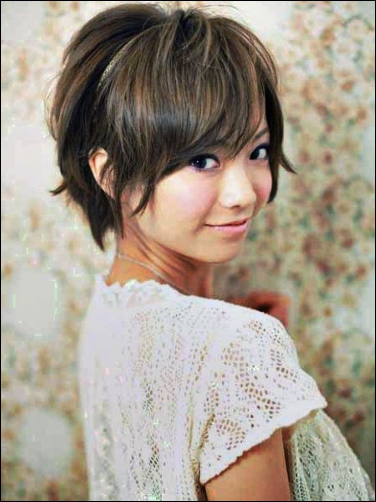 short haircut for asian women | hair long beautiful hair | pinterest