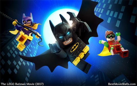 How Cool Are Batman Robin And Batgirl In This Hd Wallpaper
