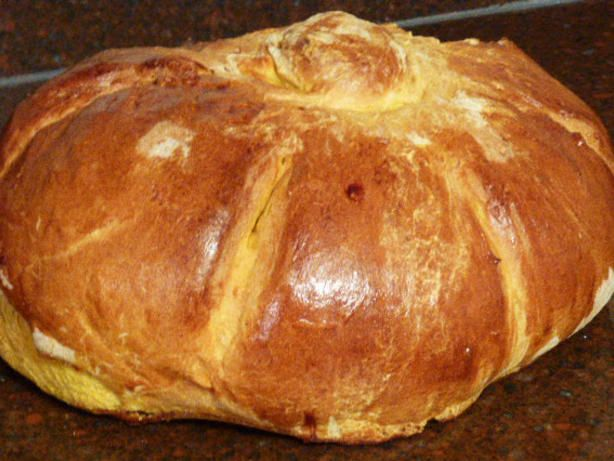 Golden Harvest Bread (Bread Machine)
