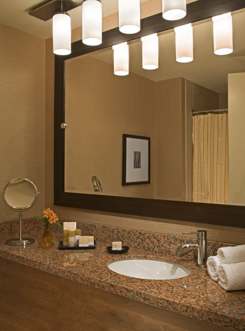 Bathroom Design Denver Fascinating Standard Guestroom Bathroom  Hyatt Regency Denver  Hyatt Regency Design Inspiration