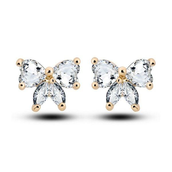 Fashion earrings Wholesale earrings jewelry latest design diamond earring online store