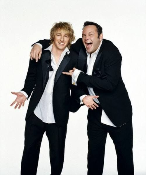 Image result for Owen Wilson and vince vaughn