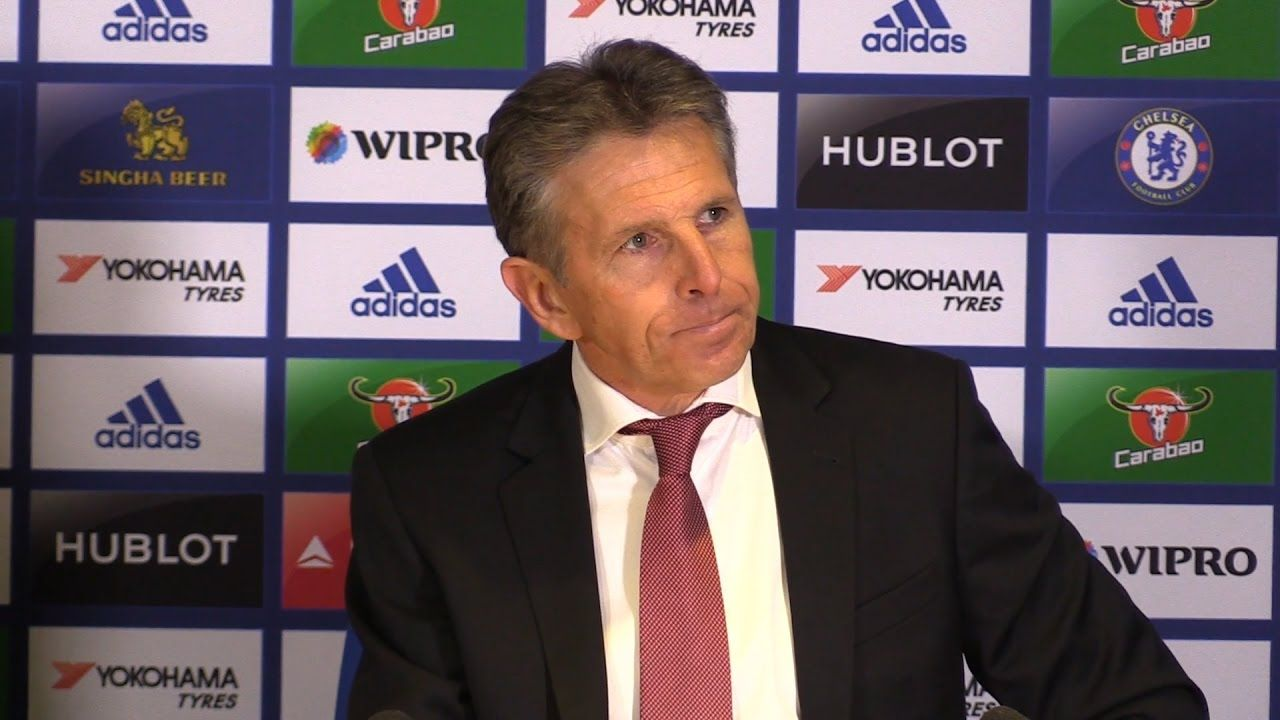 Chelsea 4-2 Southampton - Claude Puel Full Post Match Press Conference