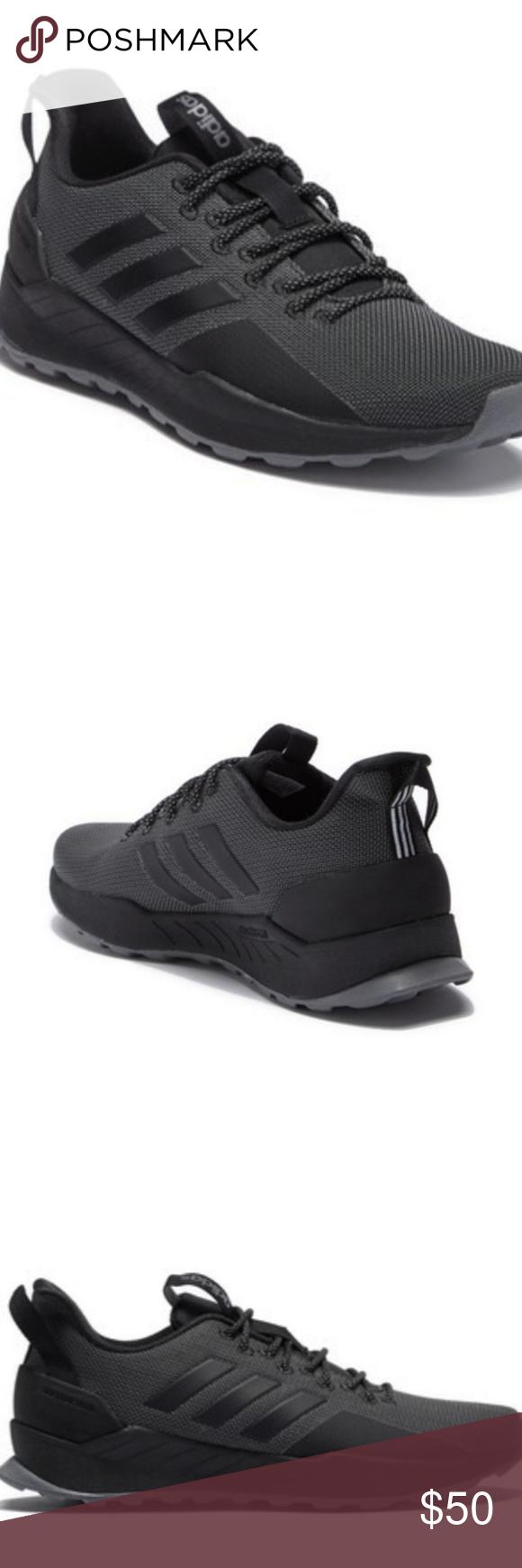Adidas Questar Trail Black and Grey