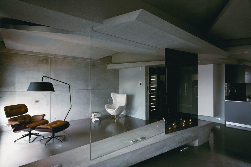 High Quality Concrete Architecture | 15 Cool Interior Designs With Concrete Walls »  Photo 6