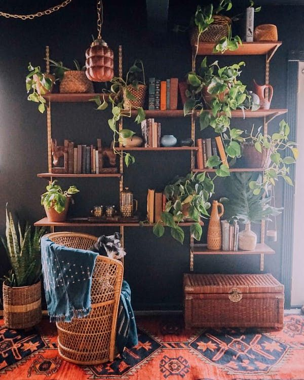 Photo of A Childhood Home's New Boho Glow in Colorado Springs
