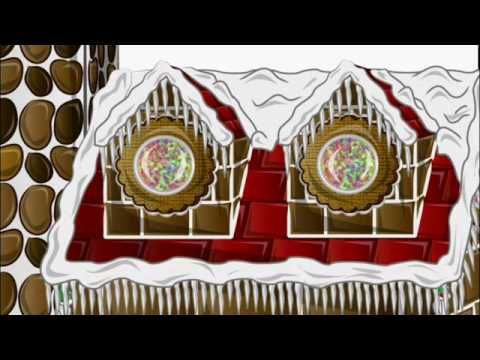 FoodNetwork Challenge Giant Gingerbread Houses - YouTube