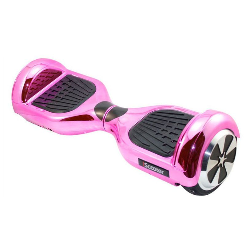 iscooter hoverboard 2 wheel smartbalance device pink. Black Bedroom Furniture Sets. Home Design Ideas