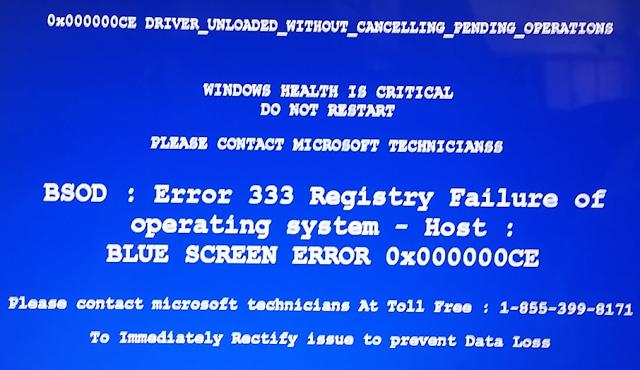 Tips for Optimal Browsing : 1-855-399-8171 BSOD Error 333 Registry Failure Sca...