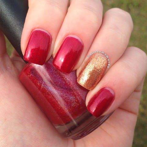 Lilypad Lacquer | Polish and Paws | Hollographic | Aussie Indie polish | Australian Nails