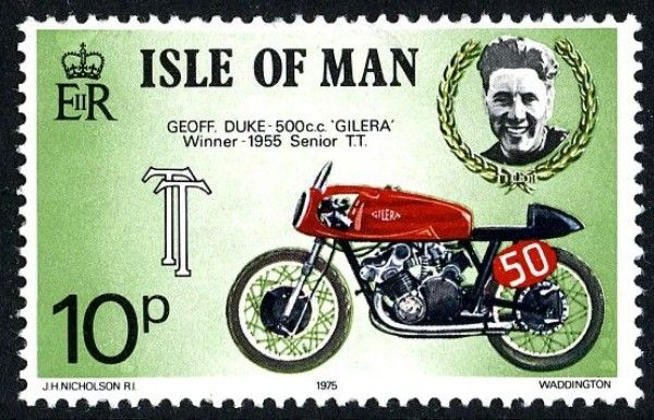 1975 T.T. Races 10p