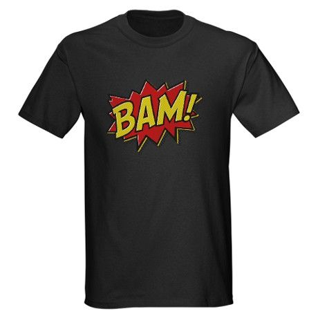 Bam! Dark T-Shirt