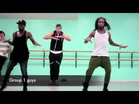 Janelle and Willdabeast - Holla at me | Choreography