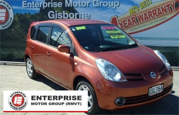 2007 Nissan Note 1 5 5dr H B Nissan Pinterest Nissan Nissan Note And Vehicles