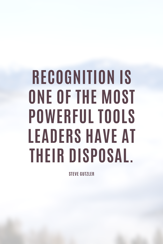 Powerful Leadership Tool