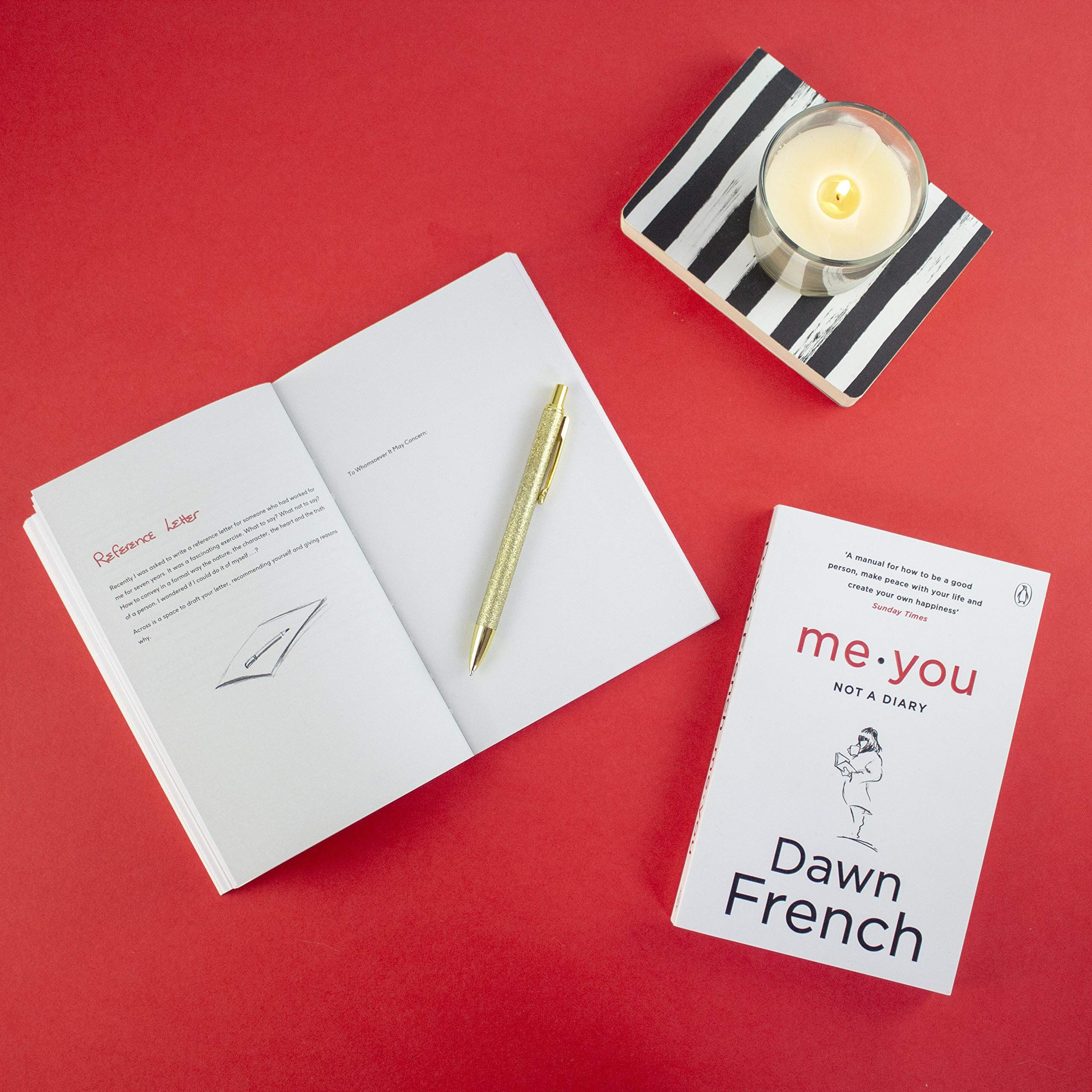 Me  You  Not a Diary Paperback – November 1, 2018,#Paperback