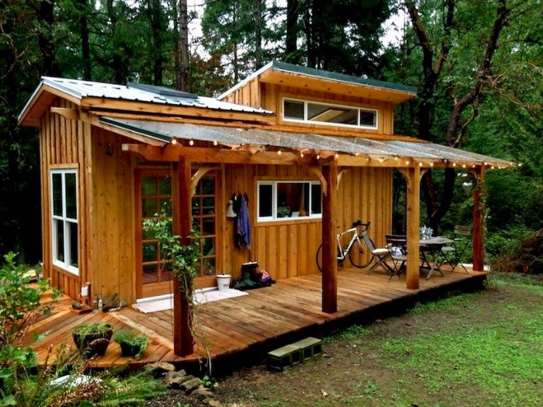 20 Best Tiny House Design Ideas In 2020 Best Tiny House Tiny House Design Wooden House Design