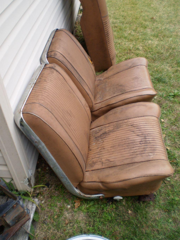 RARE 1962 63 64 Chevrolet Pontiac Buick Oldsmobile Bucket seats ...