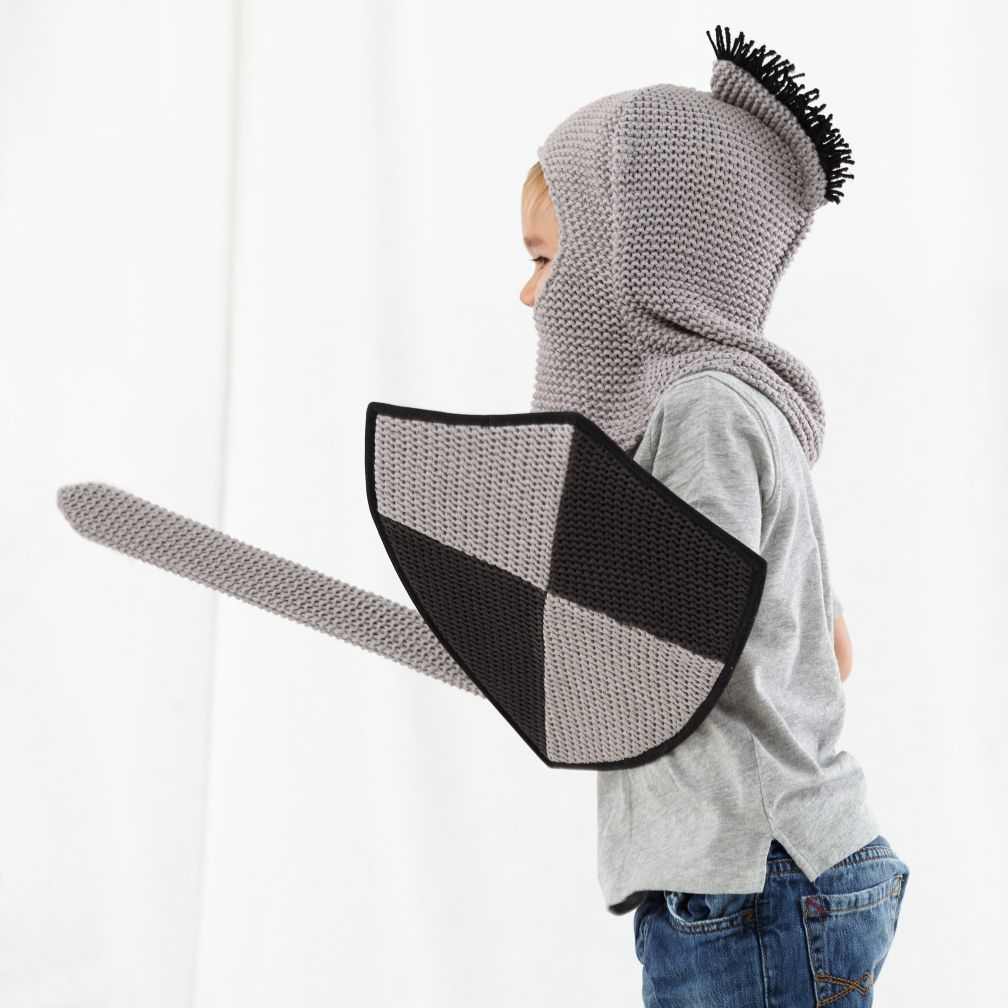 Shop Knight Dress Up Costume. Our Dress Up-A-Lot Knight Costume will let your kids dress up as a knight to defend their castle from the comfort of your living room.