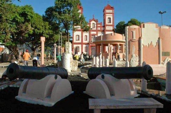 Pra a do centenario santar m par turismo in brasile for Stili di arredamento interni