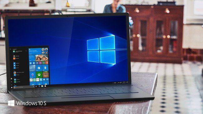 Podrás pasar del modo S de Windows 10 a una versión