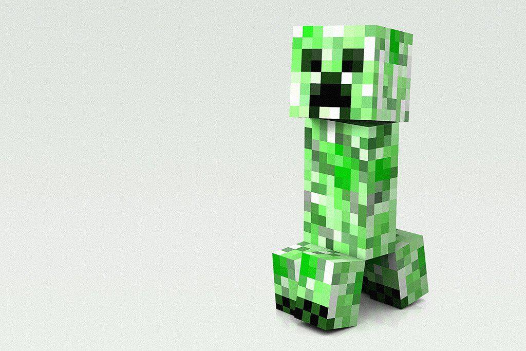 Minecraft Creeper Full Body Poster Minecraft Wallpaper Minecraft Creeper Minecraft Hd 1080p minecraft creeper wallpaper